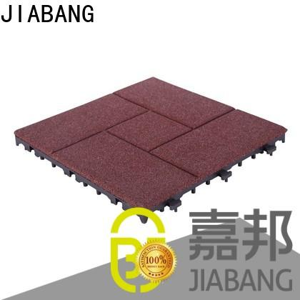 JIABANG composite gym mat tiles low-cost for wholesale