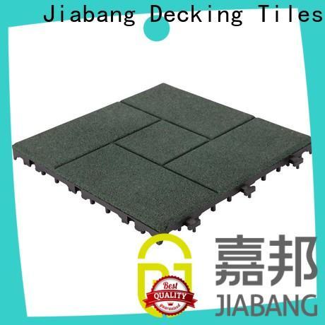 JIABANG playground interlocking rubber gym mats cheap house decoration