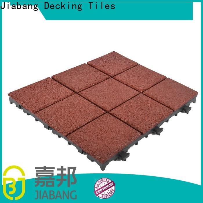 JIABANG highly-rated rubber gym mat tiles low-cost for wholesale