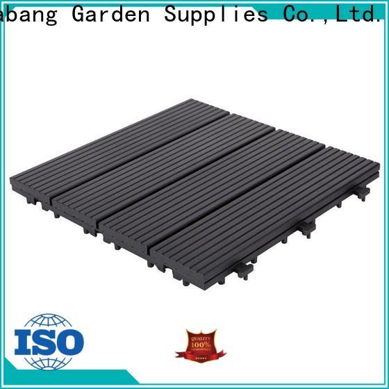 JIABANG outdoor aluminum deck board light-weight at discount