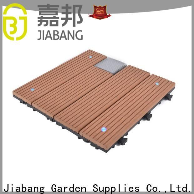 high-quality solar patio tiles led decorative garden lamp