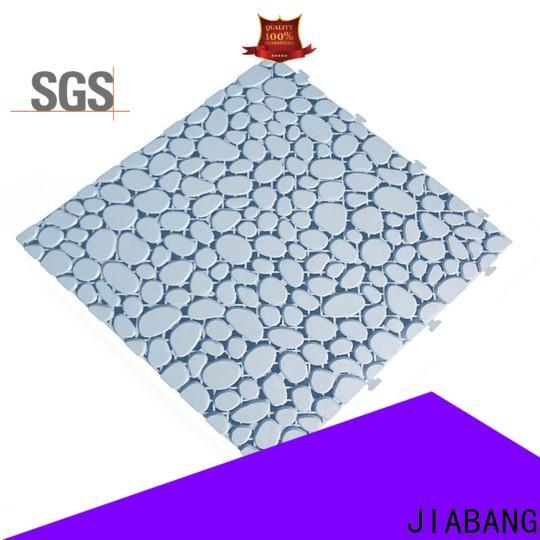 JIABANG flooring plastic interlocking deck tiles top-selling kitchen flooring