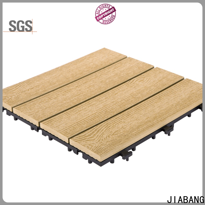 light-weight composite wood deck tiles free delivery at discount best quality