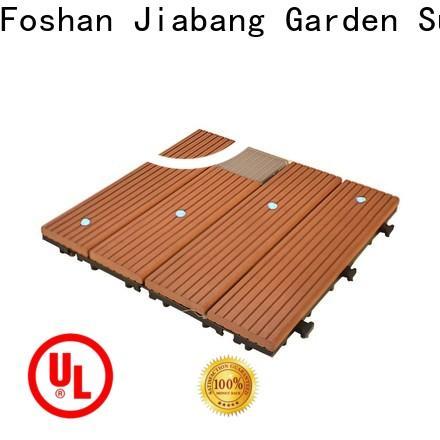 high-quality solar patio tiles wpc home