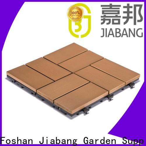 JIABANG wholesale plastic garden tiles anti-siding garden path