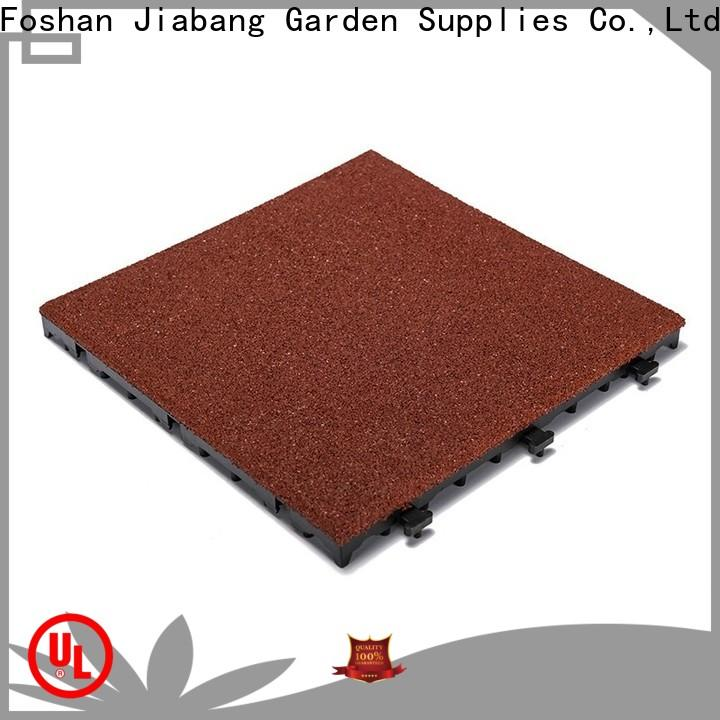 JIABANG professional gym floor tiles interlocking low-cost at discount