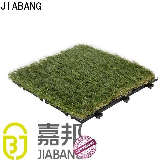 JIABANG chic design outdoor grass tiles hot-sale for garden