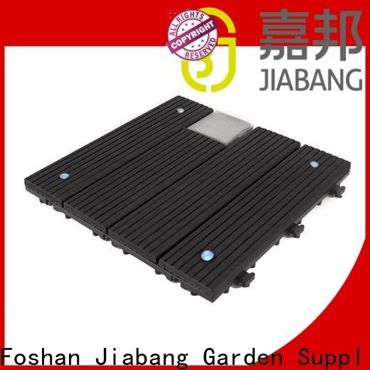 JIABANG led square decking tiles ground