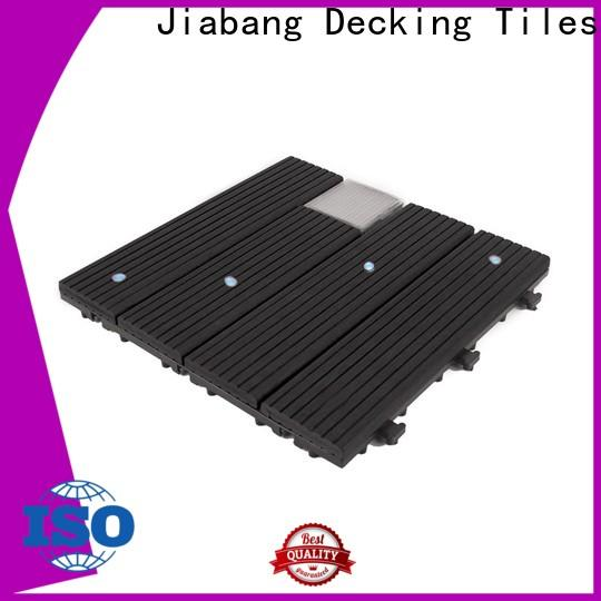JIABANG high-quality solar patio tiles highly-rated ground