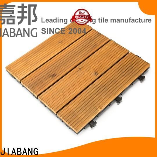JIABANG outdoor modular wood decking flooringwood wooden floor