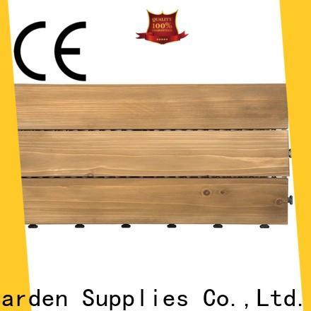 adjustable modular wood decking natural flooringwood wooden floor