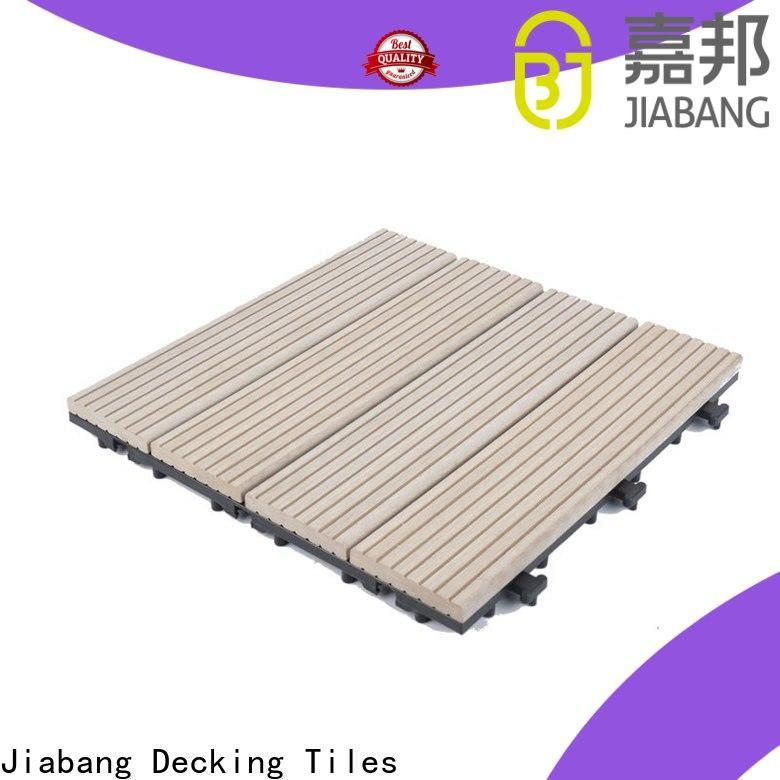 JIABANG light-weight composite interlocking tiles hot-sale best quality