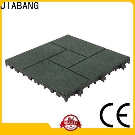 JIABANG flooring interlocking rubber gym mats low-cost house decoration