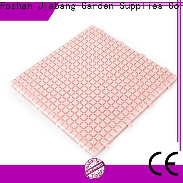 JIABANG bathroom floor wood plastic composite tiles high-quality for wholesale