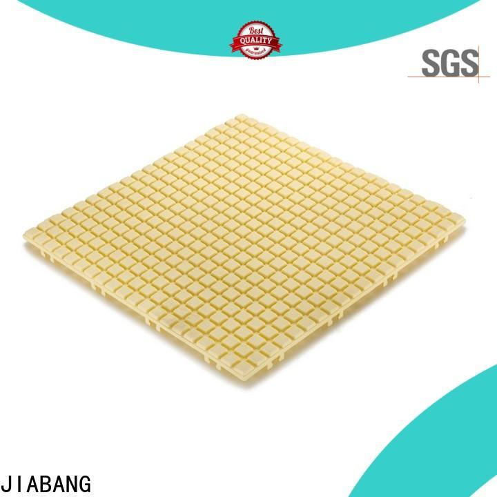 JIABANG plastic mat plastic snap together patio tiles non-slip for customization
