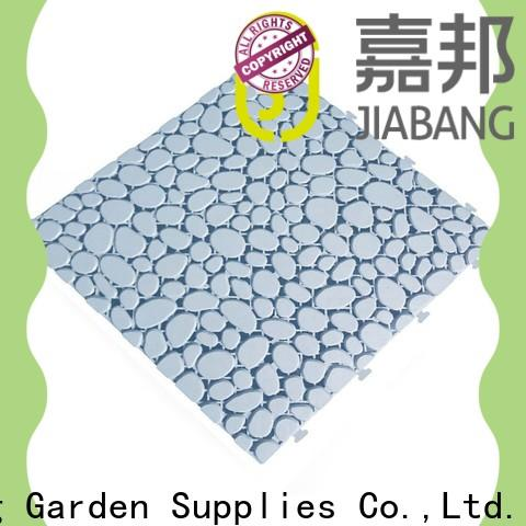 protective outdoor plastic tiles anti-sliding high-quality kitchen flooring