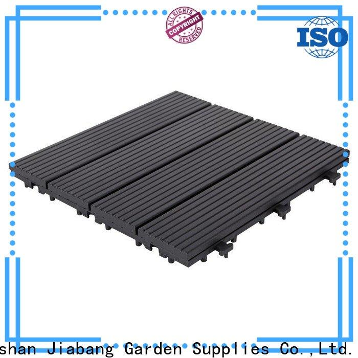 JIABANG metal outdoor tiles for balcony popular for customization