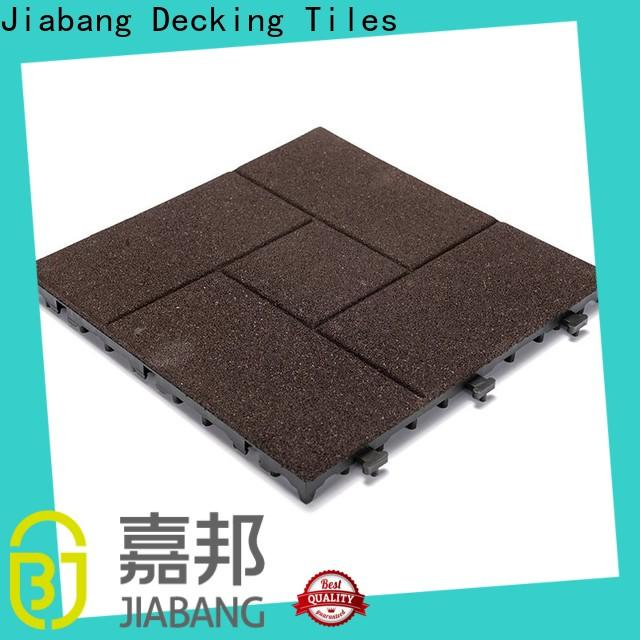 JIABANG composite gym floor tiles interlocking low-cost house decoration
