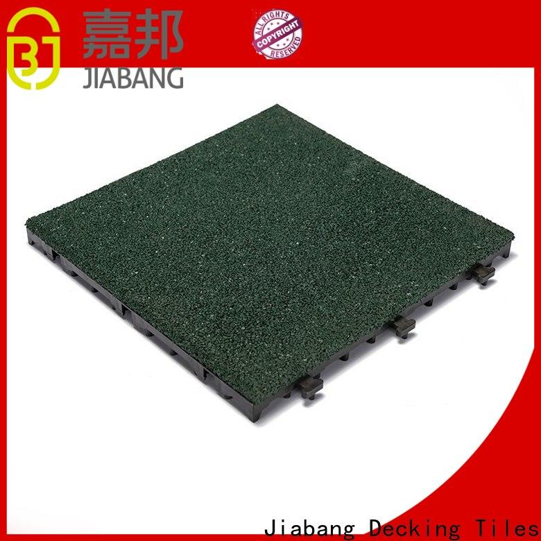JIABANG composite interlocking gym mats light weight at discount