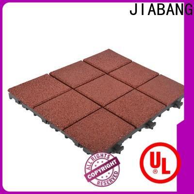 JIABANG flooring gym floor tiles interlocking cheap house decoration