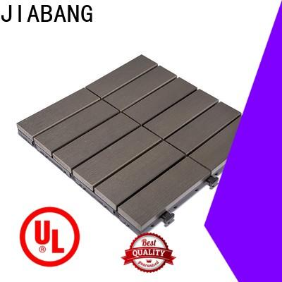 JIABANG wholesale plastic decking tiles high-quality home decoration