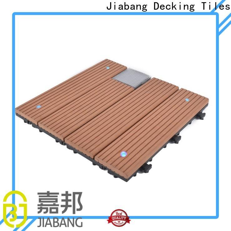 JIABANG durable solar light tiles decorative home
