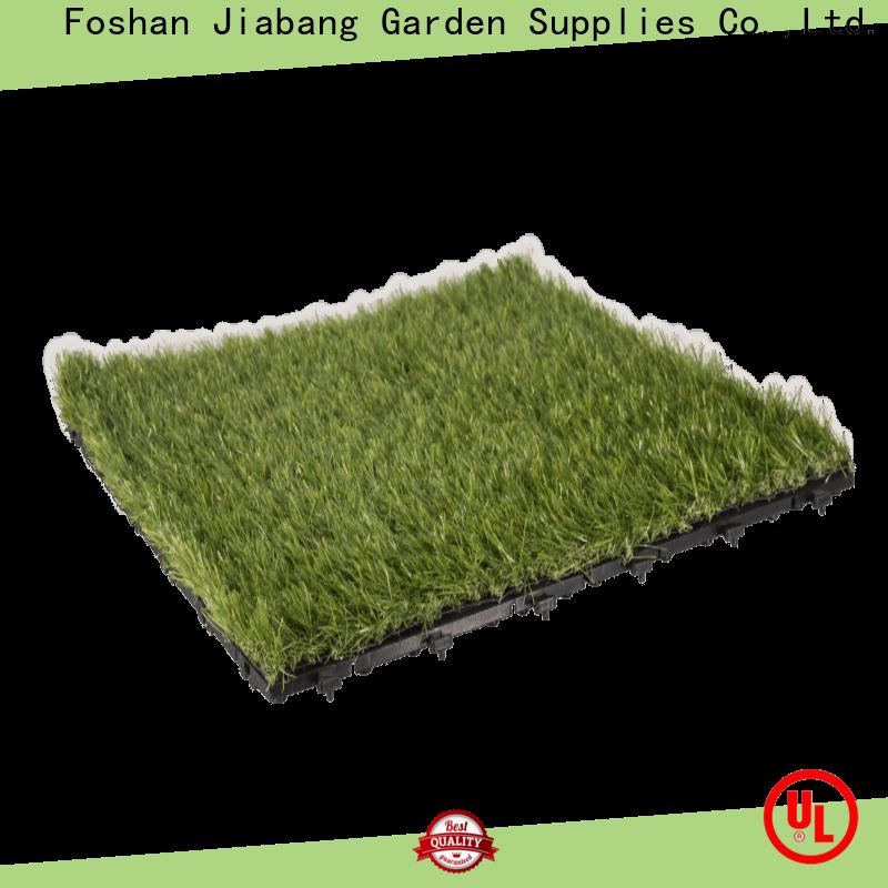 JIABANG high-quality interlocking grass mats on-sale garden decoration