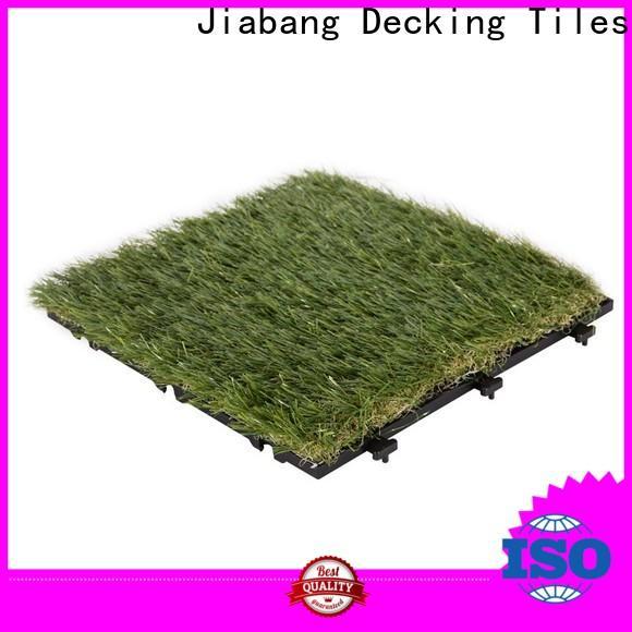 JIABANG grass artificial grass carpet tiles hot-sale for customization