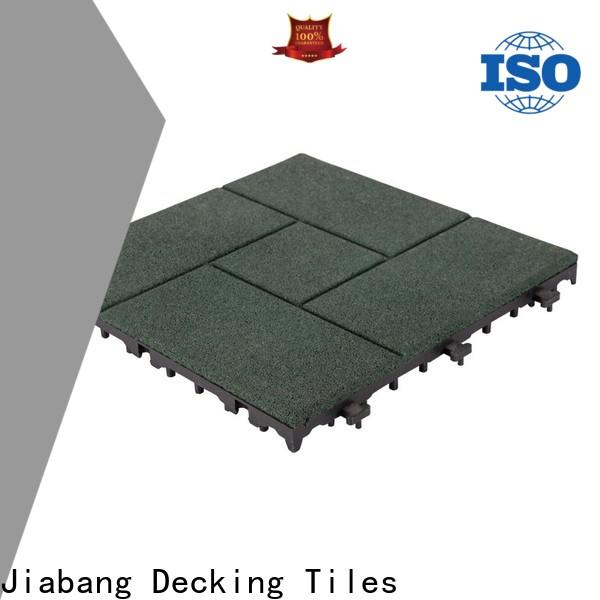 JIABANG highly-rated rubber gym tiles low-cost house decoration