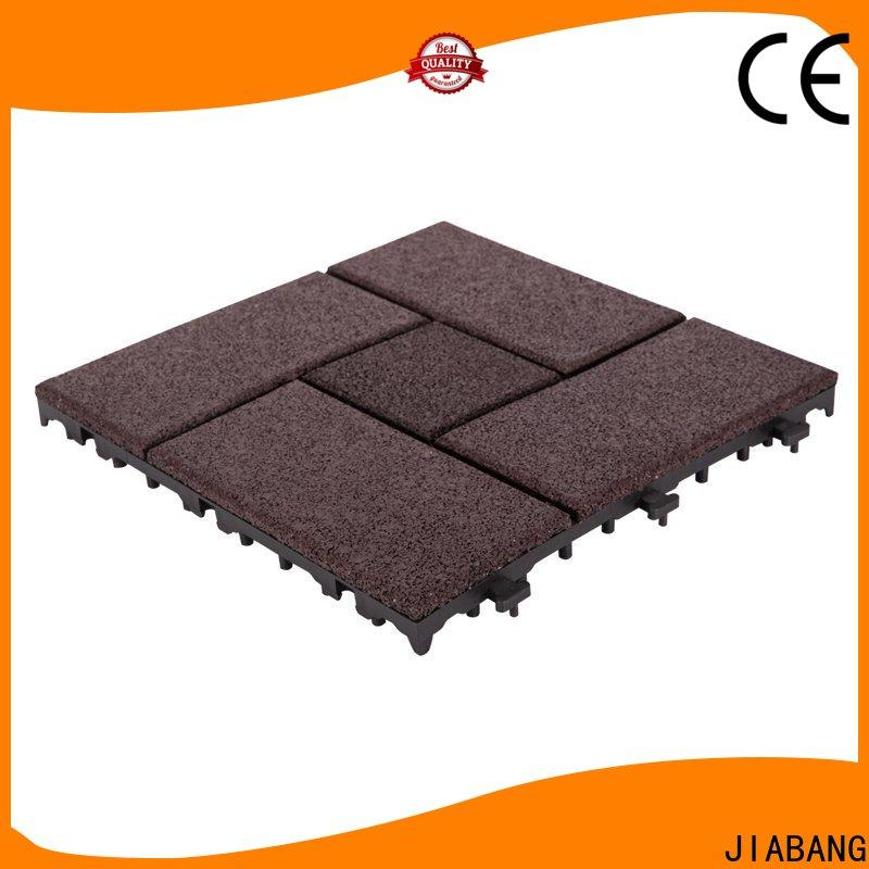 highly-rated gym floor tiles interlocking flooring cheap for wholesale