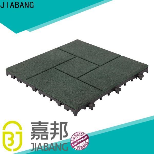 professional rubber gym mat tiles flooring light weight house decoration