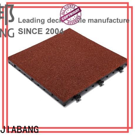 JIABANG professional interlocking rubber mats cheap house decoration
