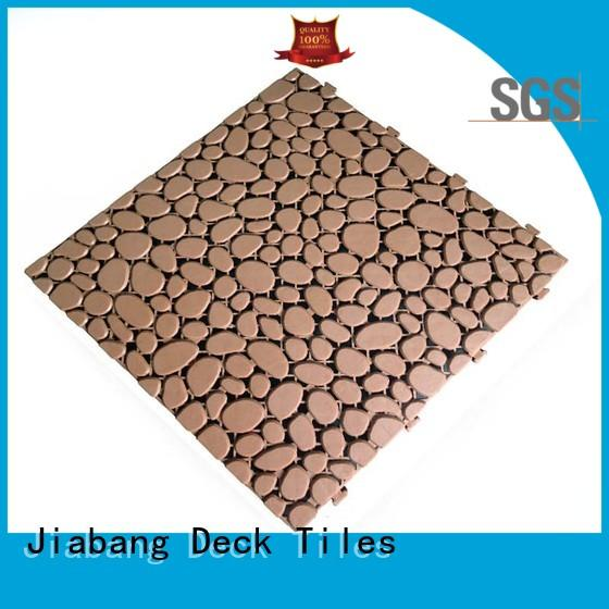 JIABANG flooring plastic floor tiles high-quality for customization