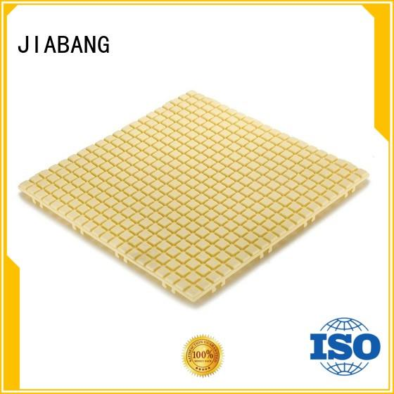 JIABANG plastic mat plastic floor tiles non-slip