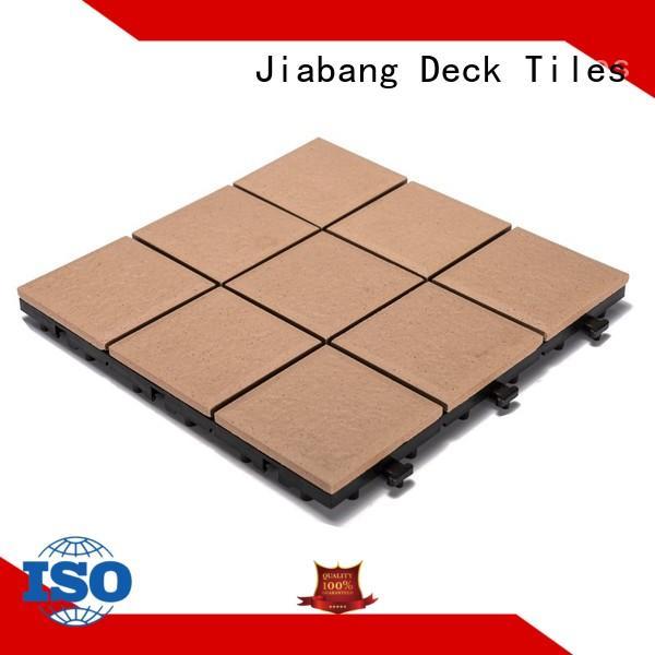 JIABANG OEM porcelain deck tiles custom size gazebo construction