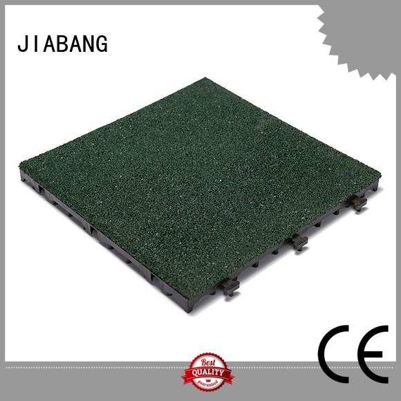 JIABANG flooring rubber gym tiles low-cost for wholesale