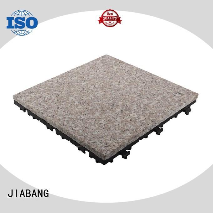 JIABANG custom granite floor tiles factory price for porch construction