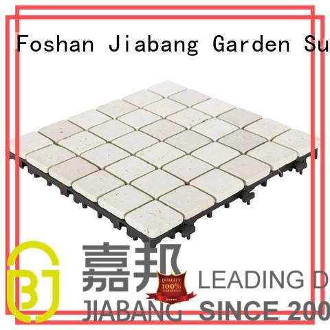 natural outdoor travertine pavers outdoor for garden decoration JIABANG