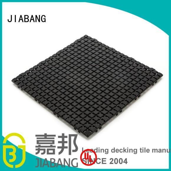 JIABANG plastic patio tiles