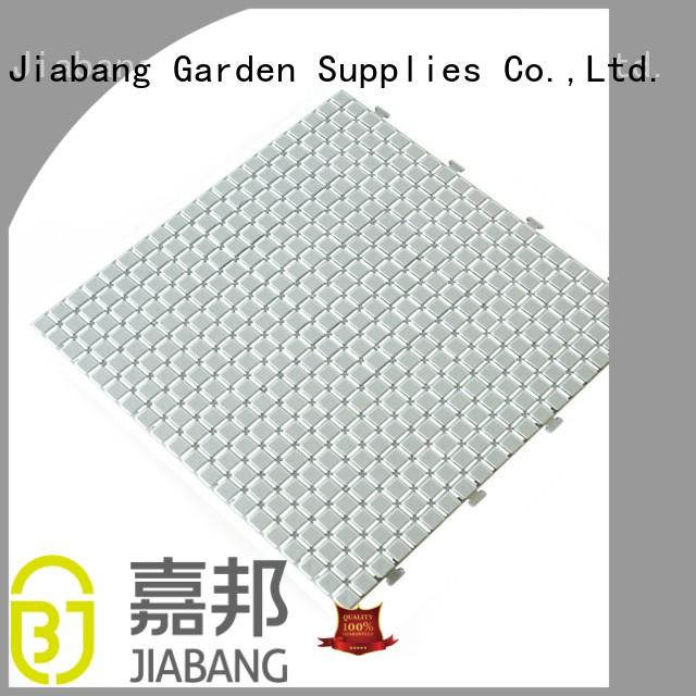JIABANG flooring plastic wood tiles top-selling for customization