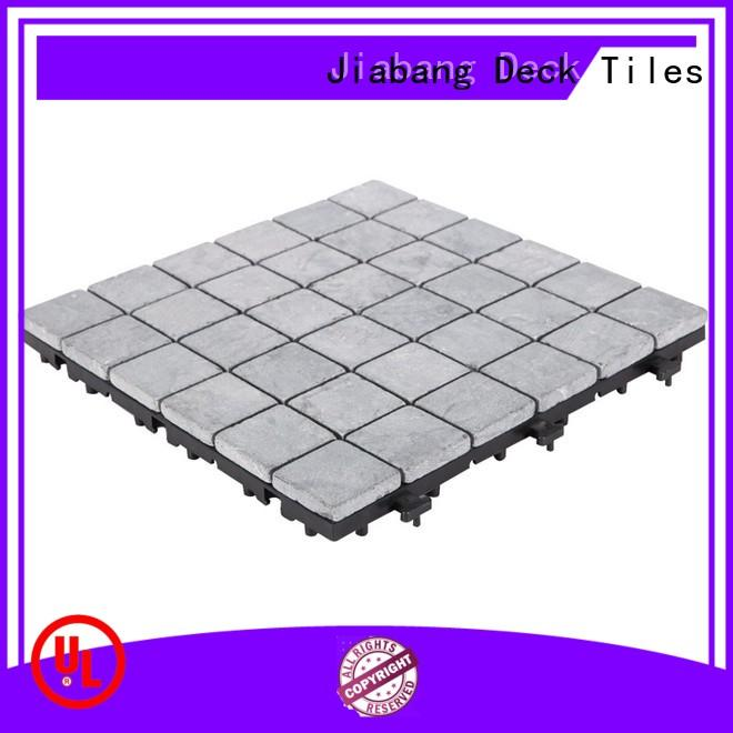 JIABANG limestone tumbled travertine tile wholesale for garden decoration
