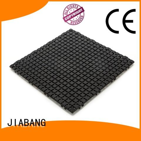 JIABANG protective plastic floor tiles