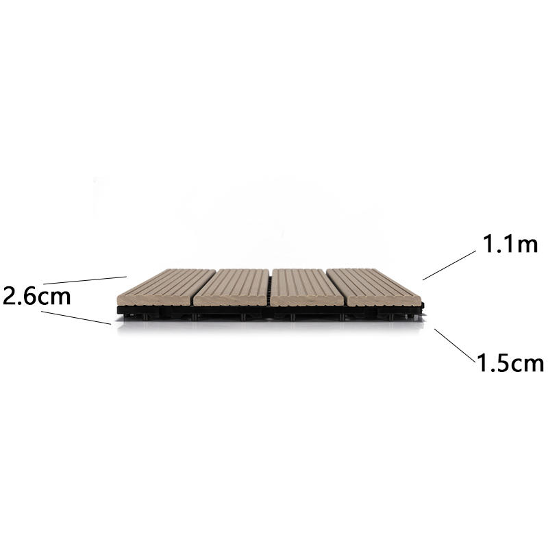 JIABANG light-weight composite deck tiles at discount-3