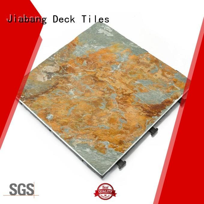 JIABANG slate slate floor tiles for sale basement decoration for patio