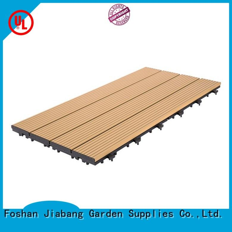 JIABANG cheapest factory price aluminum deck board light-weight for wholesale