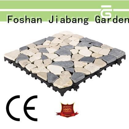 interlocking travertine tile for sale outdoor wholesale for garden decoration