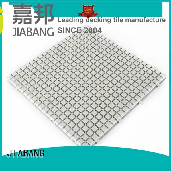 plastic mat non slip bathroom tiles anti-sliding for customization JIABANG
