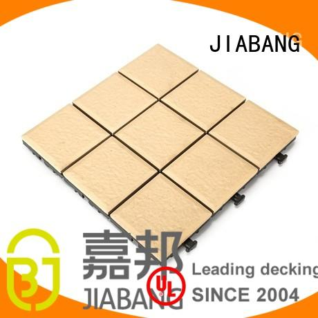 OEM porcelain pool deck free delivery at discount JIABANG