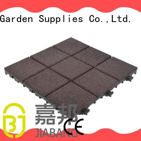 JIABANG hot-sale rubber mat tiles low-cost house decoration