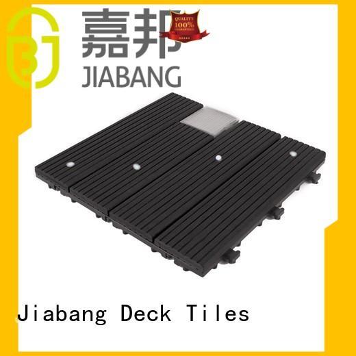 snap together deck tiles led home